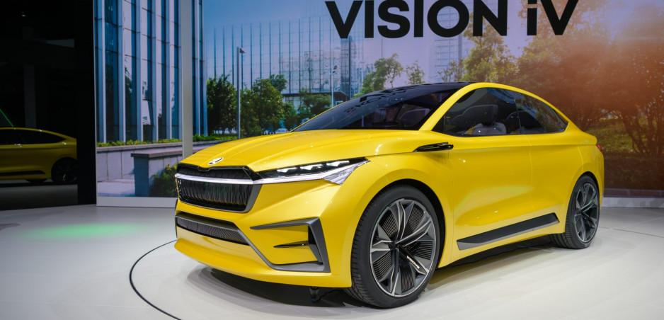 Prvý elektromobil Škody príde už budúci rok
