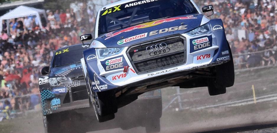 Rallycrossové špeciály môžno dostanú elektrický pohon