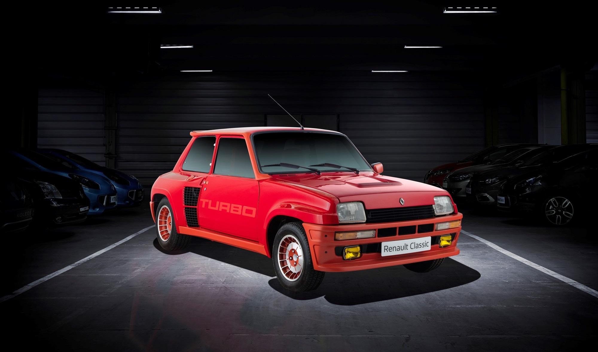Renault 5 Turbo: Jeho malý motor aj po 40 rokoch vyniká výkonom
