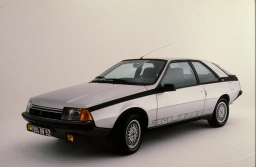 Renault Fuego má 40 rokov. Svojho času bol najrýchlejším dieselom na svete
