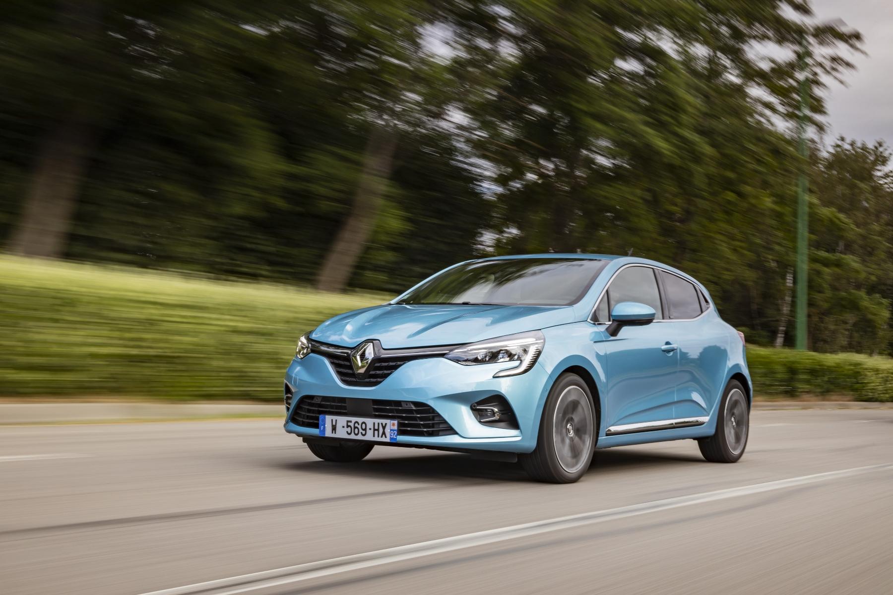 Renault zverejnil slovenské ceny hybridného Clia a plug-in hybridného Capturu
