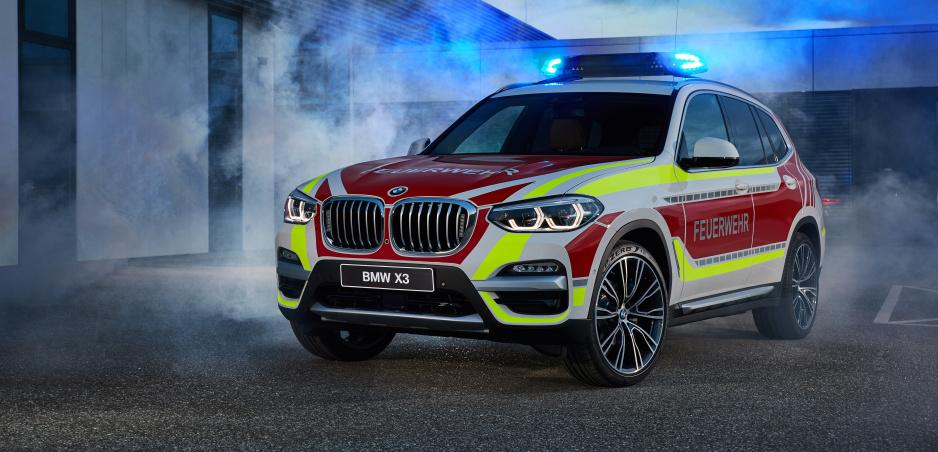 RETTmobil a BMW: Pozrite si tie najsexy autá núdzových zložiek