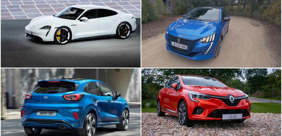 Rok 2019: Rekordný predaj áut na Slovensku. Podiel naftových áut v Európe opäť klesol