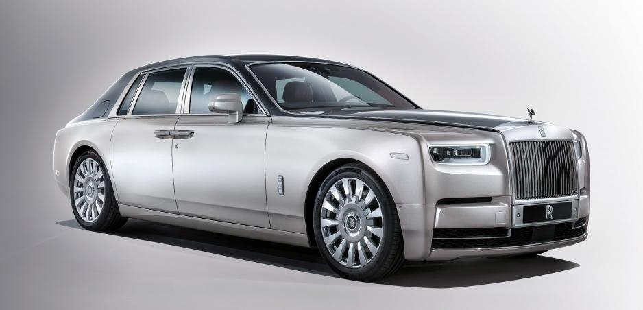 Rolls Royce Phantom VIII - synonymum luxusu má nového pokračovateľa