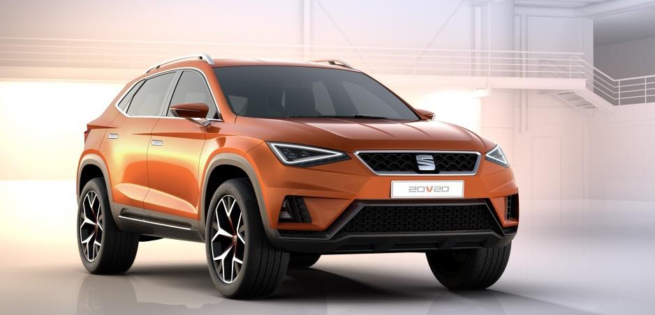 Seat pripravuje nové SUV-kupé, predstaví ho v roku 2020