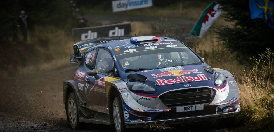 Sébastien Ogier a tím M-Sport získali titul majstra sveta vo WRC