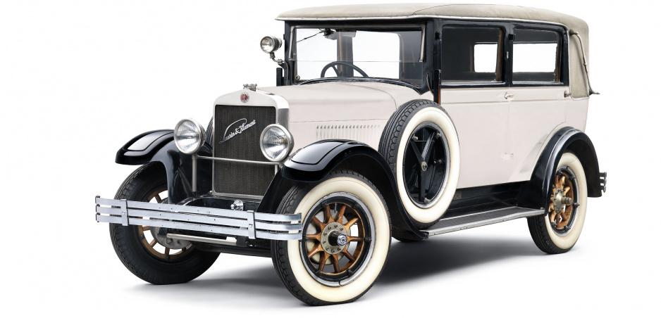 Škoda bola v medzivojnovom období zameraná na ľudové modely