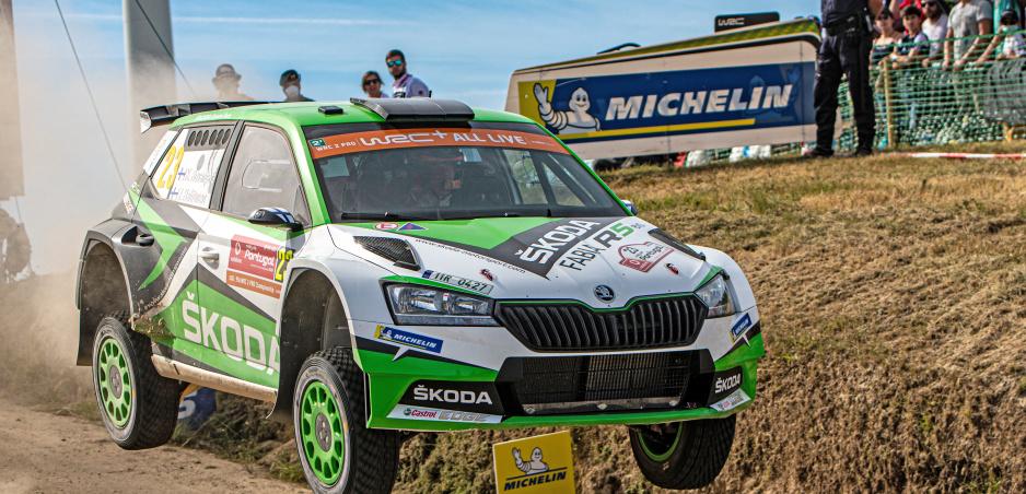 Škoda Motorsport začala s dodávkami nového vozidla Fabia R5 evo