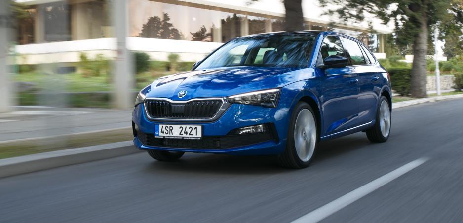 Škoda Scala dostala slovenskú cenu. Začína nižšie ako v Česku