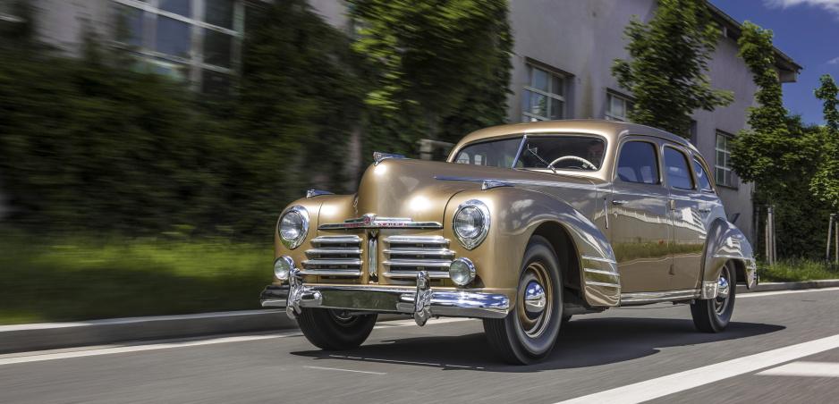 Škoda Superb z roku 1948 prešla renováciou. Prečítajte si jej krátky príbeh