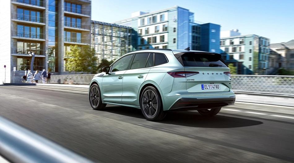 Škoda začala s predajom Enyaq iV na Slovensku. Cena začína na 39 490 eur