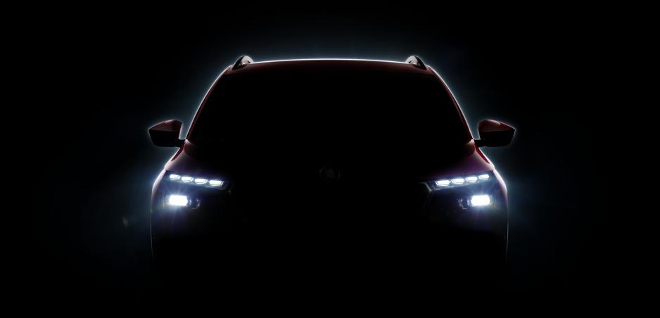 Škoda začína odhaľovať nový crossover