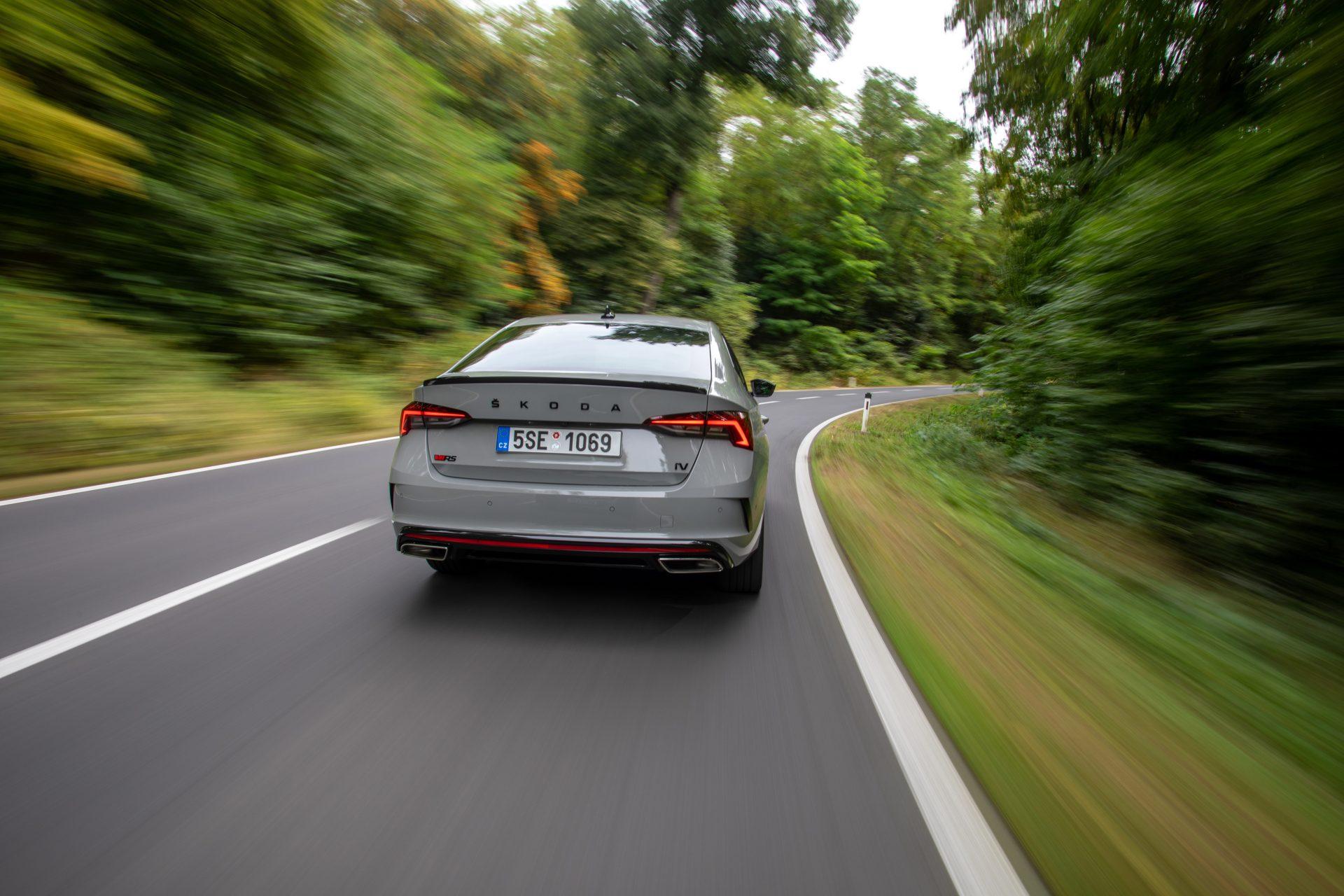 Škoda zverejnila slovenské ceny Octavie e-TEC, iV a RS iV