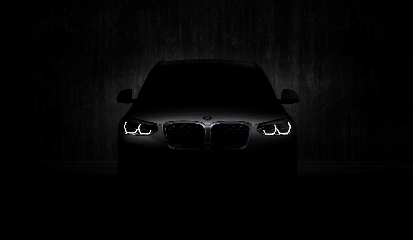 Sledujte s nami premiéru elektrického BMW iX3