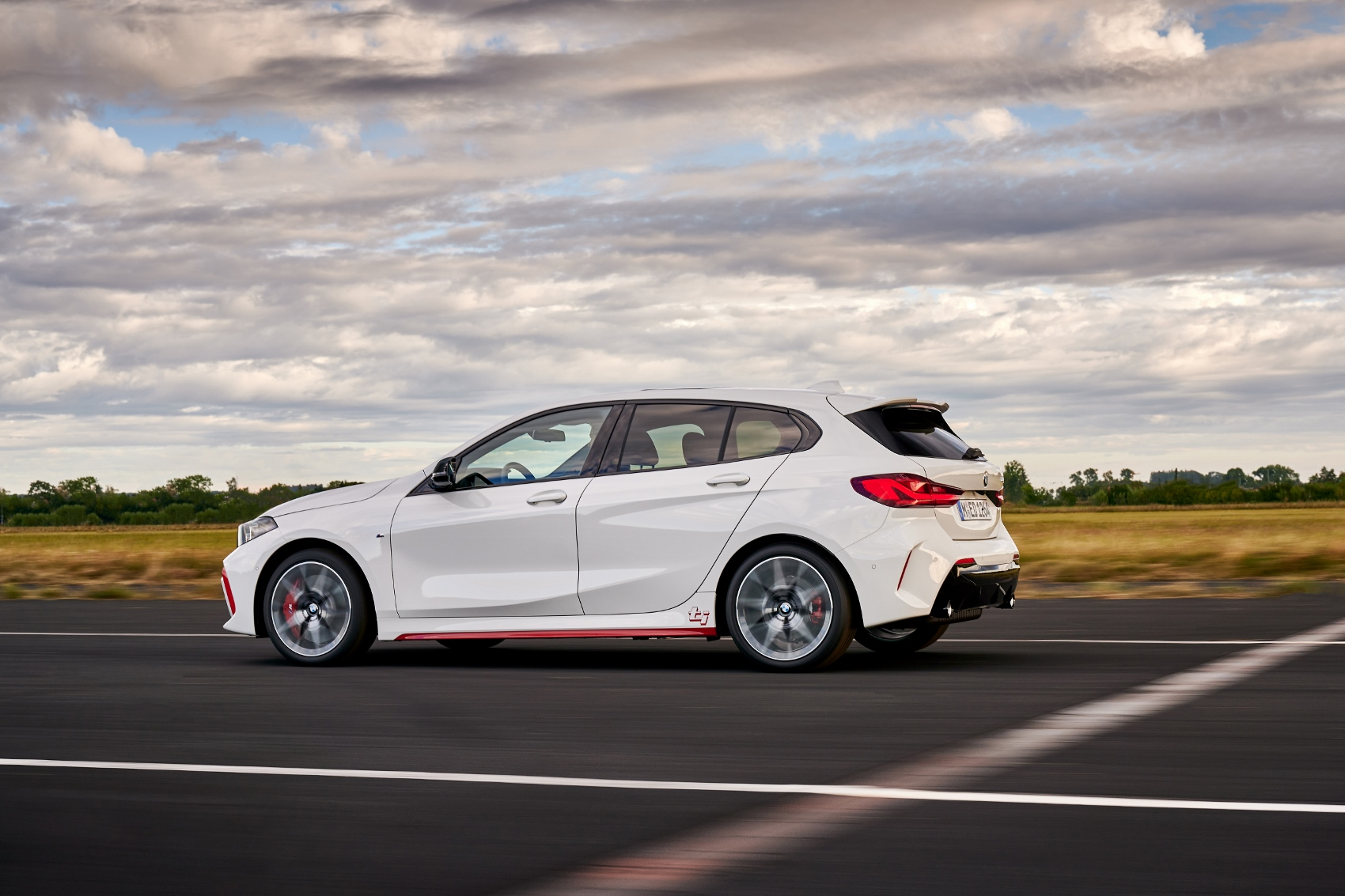 Športové BMW 128ti s predným pohonom sľubuje radosť z jazdy