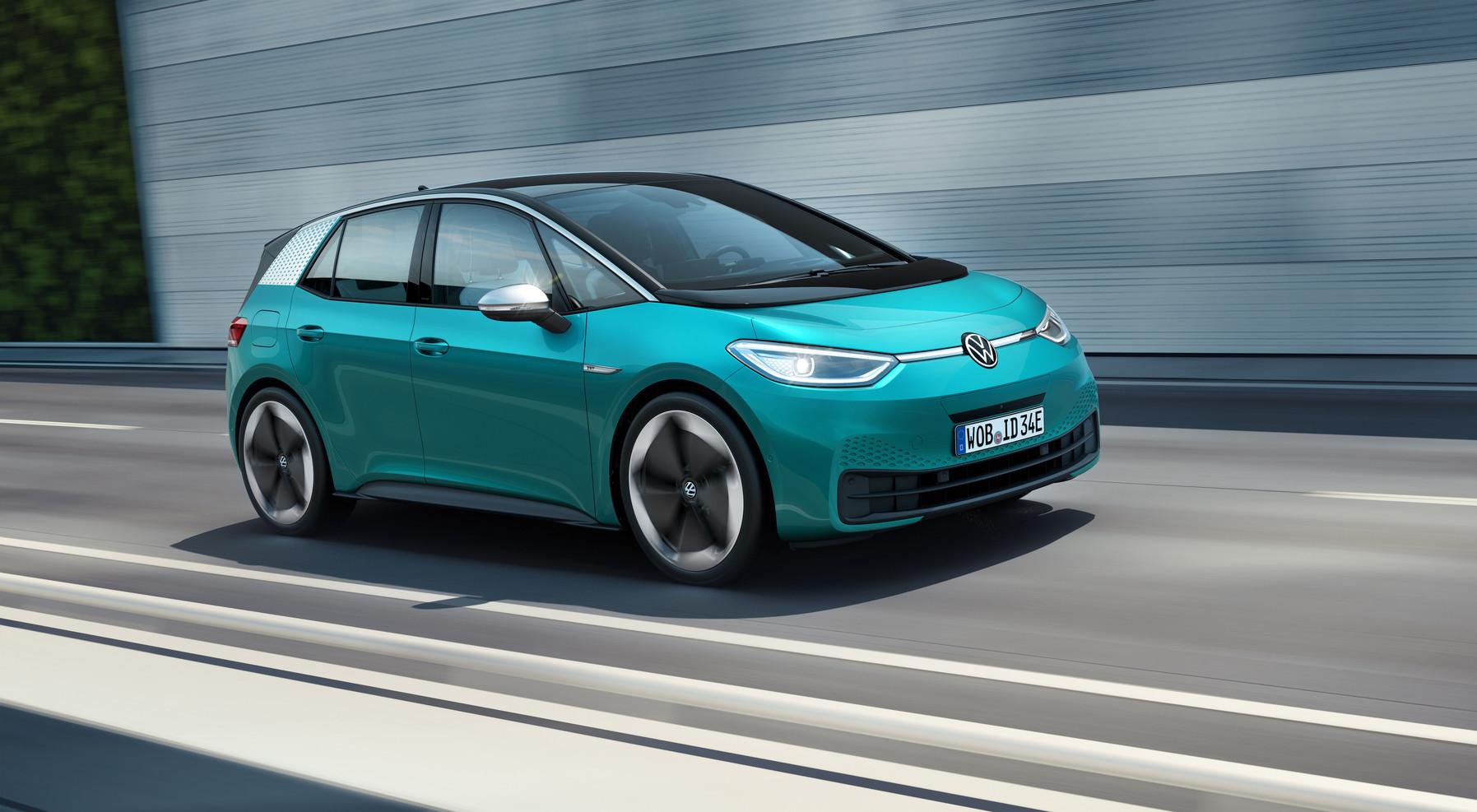 Spoznali sme slovenskú cenu elektrického Volkswagenu ID.3