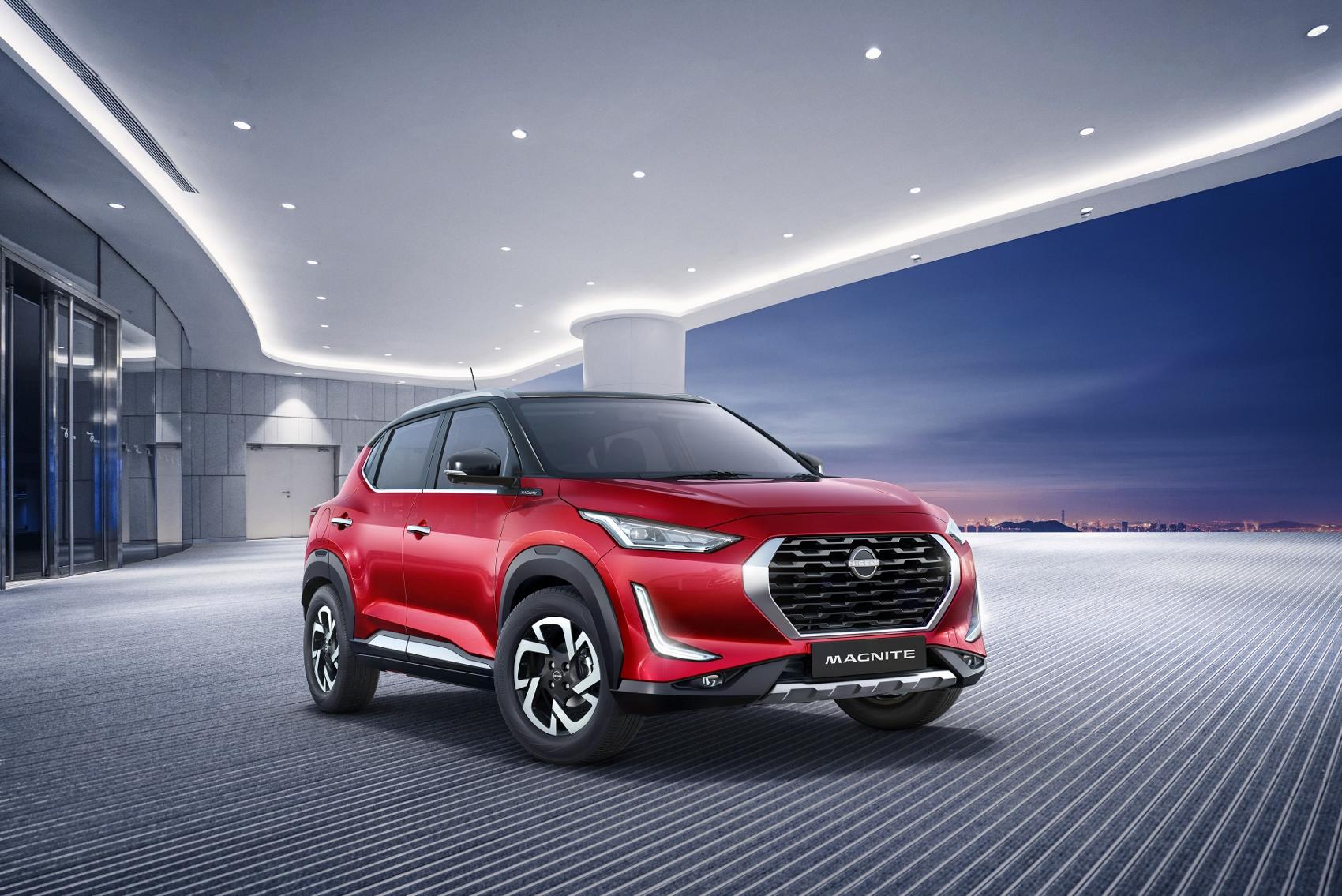 SUV Nissan Magnite je určené pre Indiu, ale dostane sa aj na svetové trhy