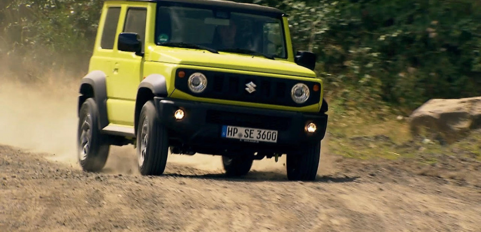 Suzuki Jimny sa konečne predáva aj na Slovensku