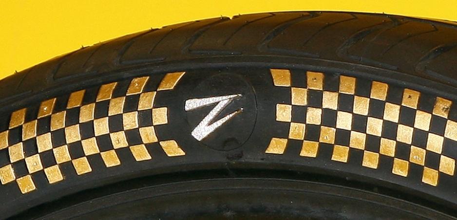 Takto vyzerá najdrahšia pneumatika na svete