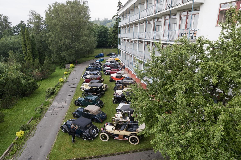 Tatranský Oldtimer 2020: Pozrite si krásavcov, vyrobených pred rokom 1945