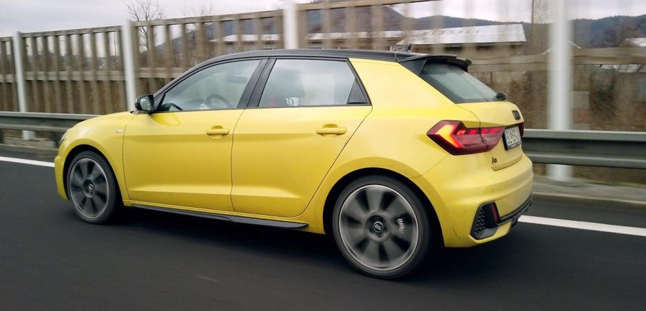 Test: Audi A1 pripomína luxusnú dámsku kabelku