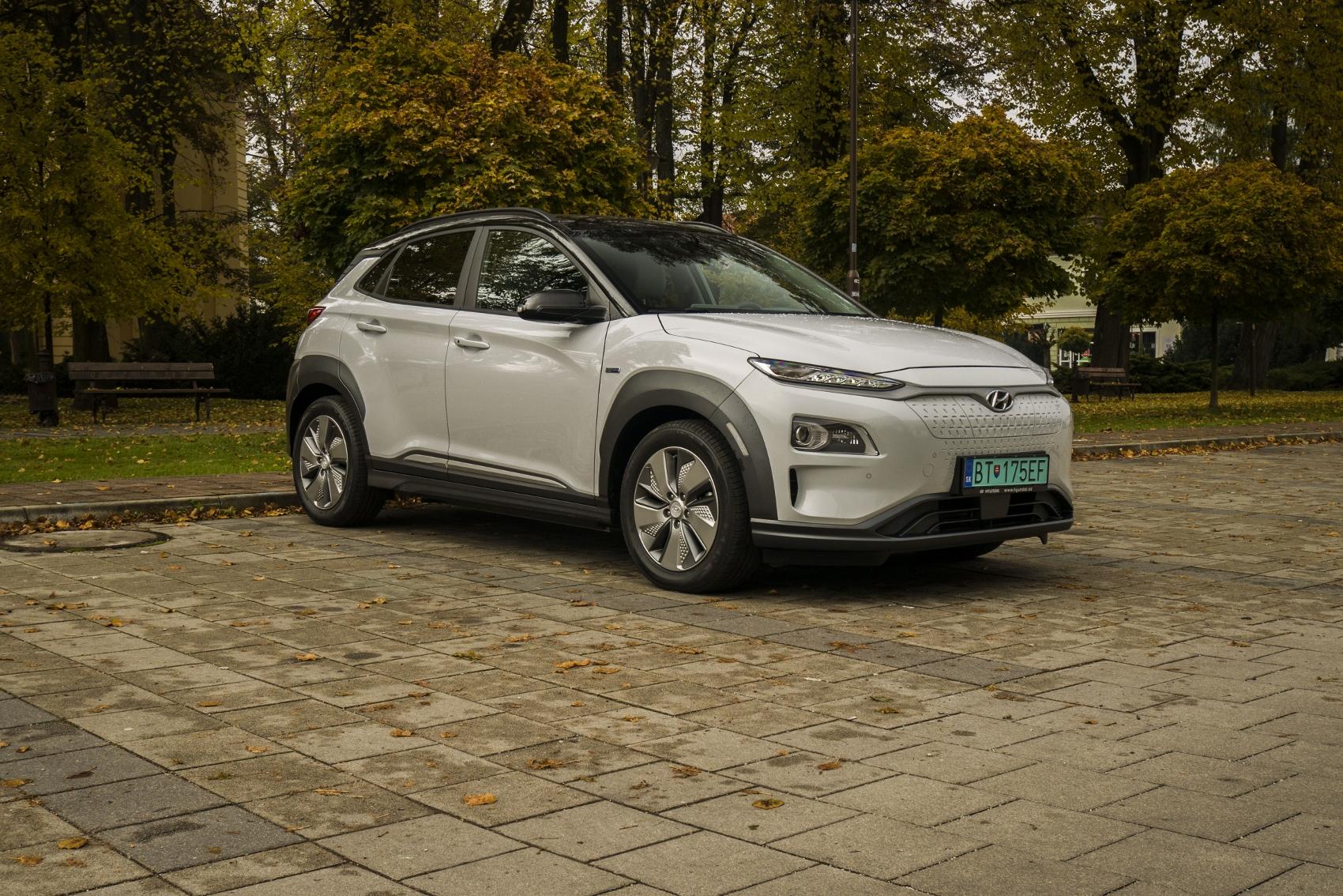Test: Hyundai Kona Electric má výborný dojazd, spotrebu a jednu chybu