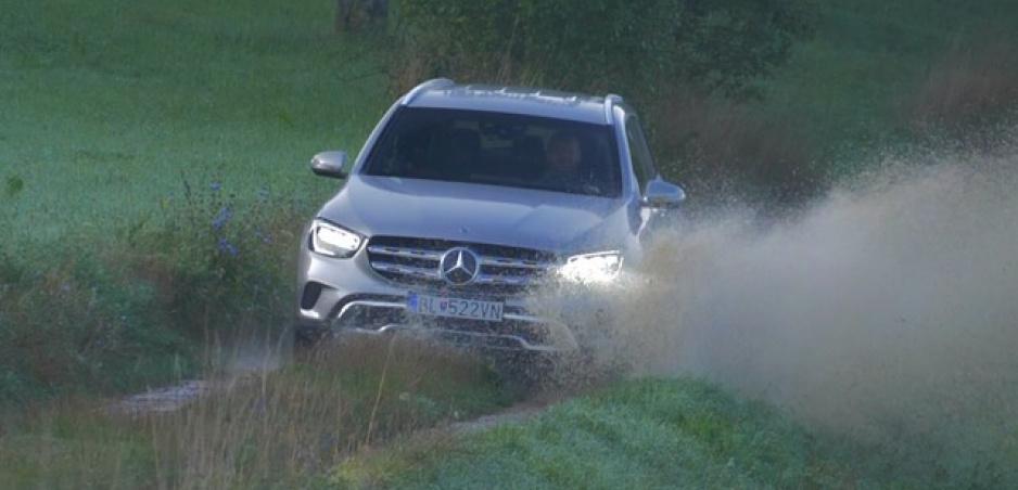 Test: Mercedes GLC musí čeliť stále lacnejšej konkurencii. Čím vyniká?
