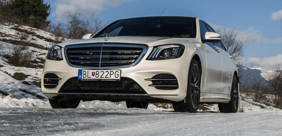 Test: Mercedes S nie je len jednoúčelové reprezentačné auto