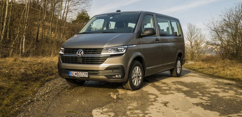 Test: Modernizovaný Volkswagen Multivan 6.1 dostal komfortnejší podvozok