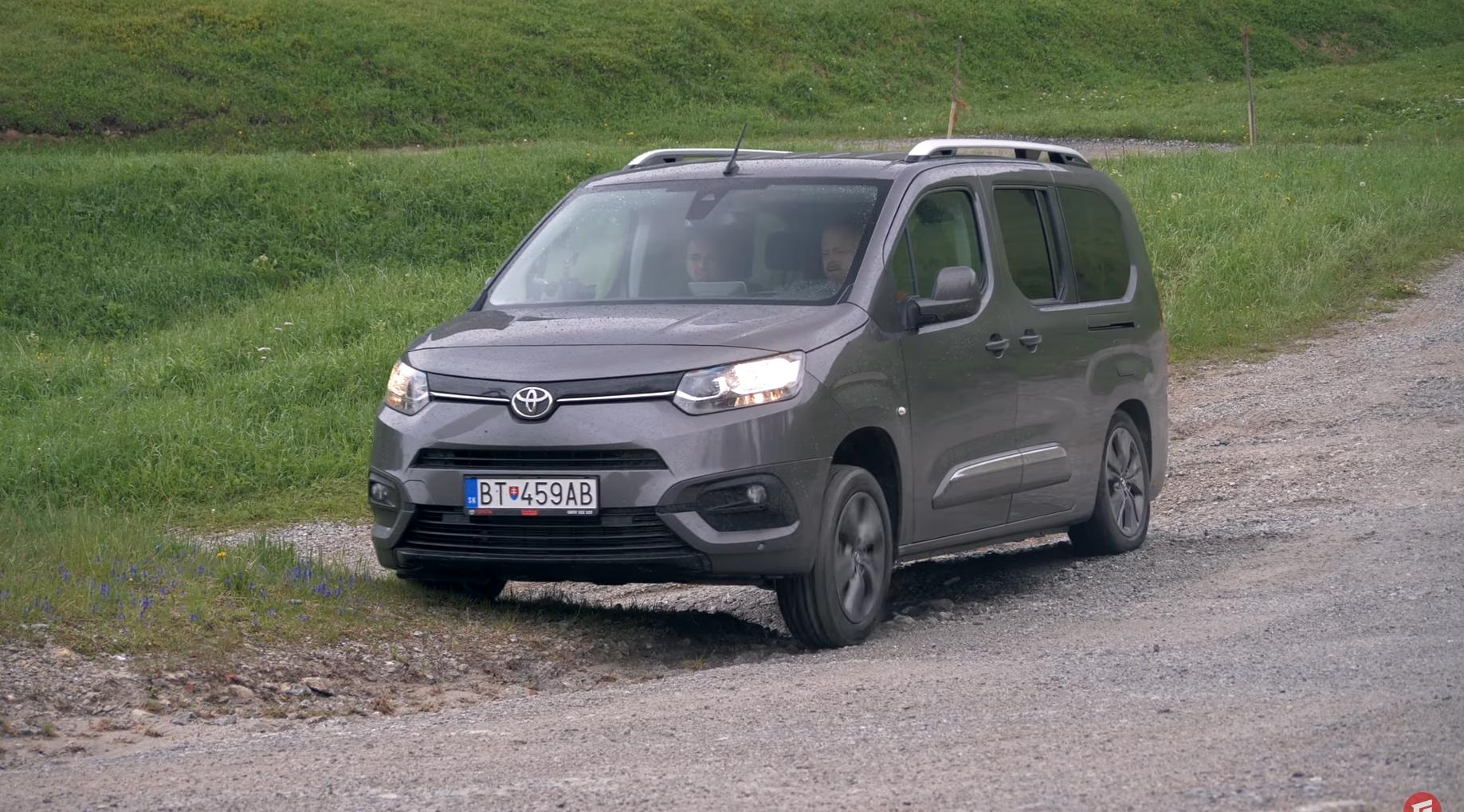 Test: Na Toyotu Proace City Verso sme sa pozreli z praktickej stránky