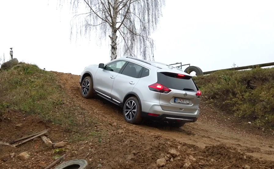 Test Nissan X-Trail: Koľkokrát  bude v zime potrebovať 4x4?