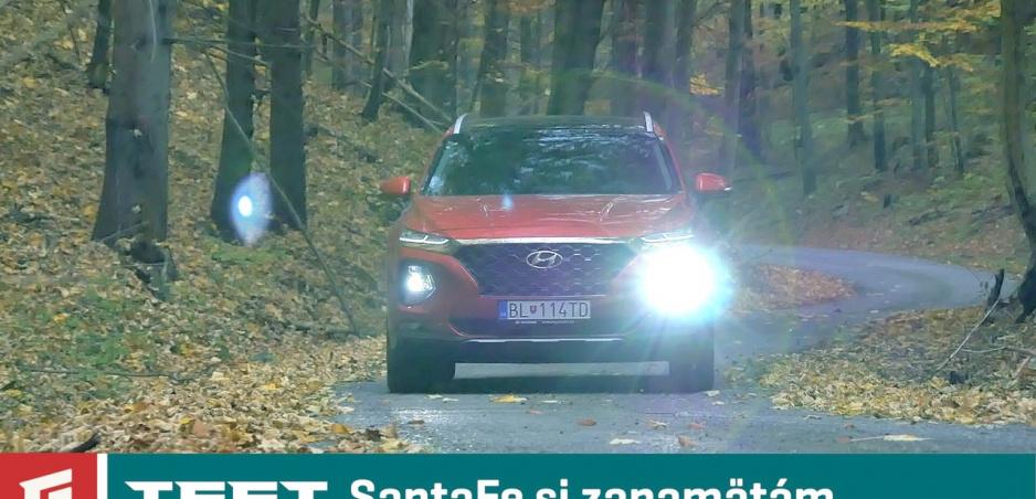 Test: Nový Hyundai Santa Fe má lepší motor aj prevodovku