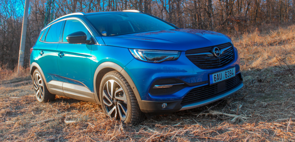 Test Opel Grandland X: S nadčasovou eleganciou