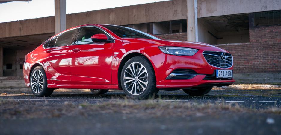 Test Opel Insignia GS: Dynamický sportback pre manažérov