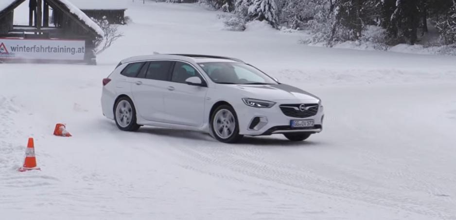Test: Opel Insignia GSi je zábavné rodinné kombi