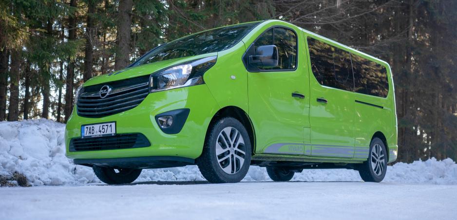 Test Opel Vivaro Life: Veľké auto pre veľké rodiny a aktívnych ľudí