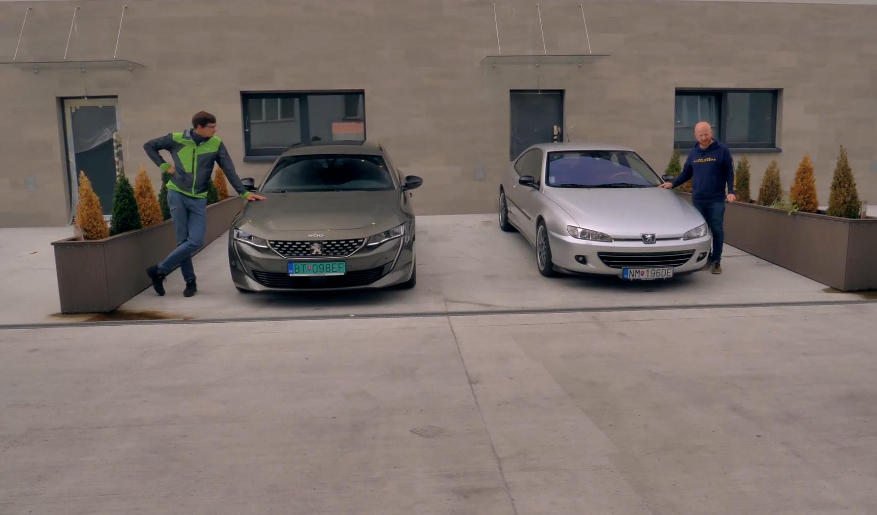 Test: Proti Peugeotu 508 SW sme postavili legendu