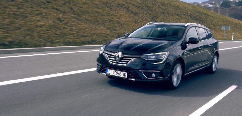 """Test spotreby Renaultu Mégane. Koľko """"žerie"""" na diaľnici"""