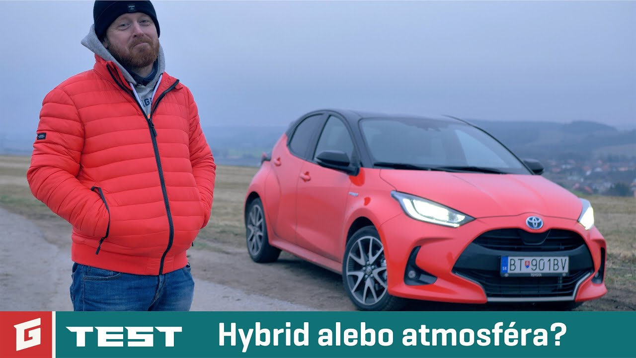 Test: Toyota Yaris 1,5 Hybrid Dynamic Force