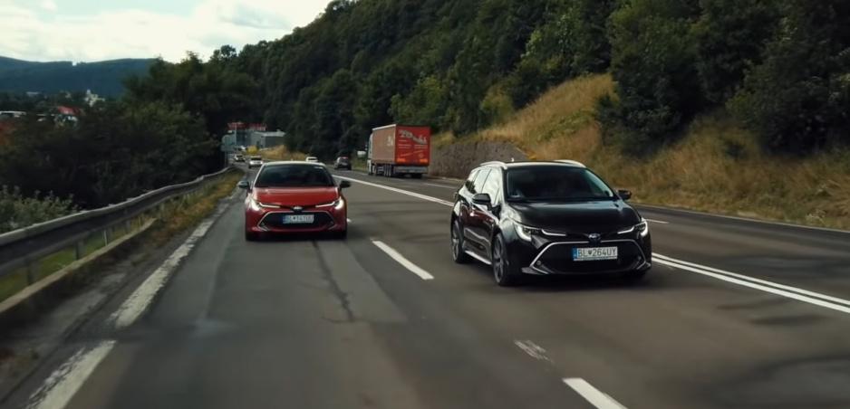 Test Toyoty Corolla: Porovnali sme dve karosérie a dva hybridy