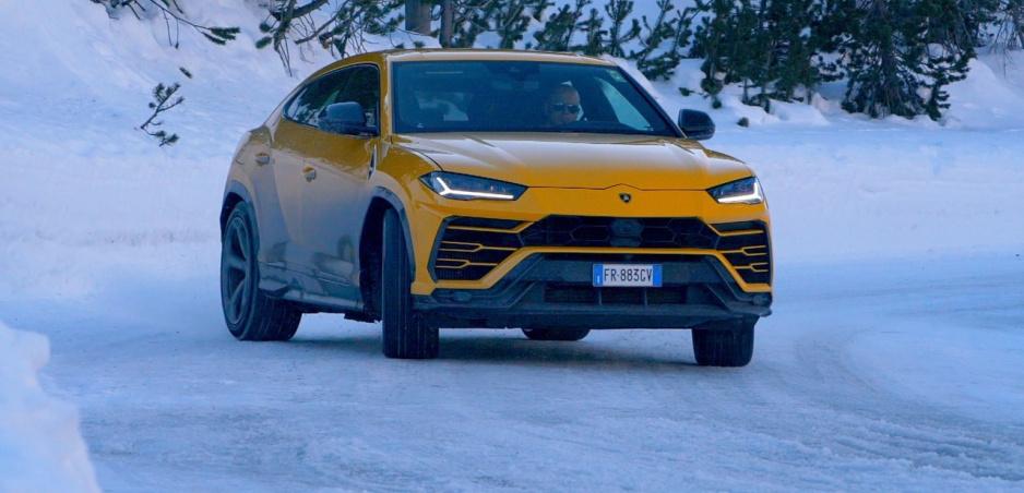 Test: V Taliansku sme vyskúšali nové SUV Lamborghini Urus V8 4x4