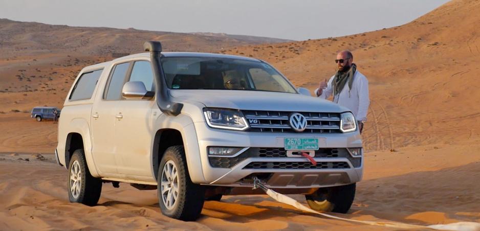 Test: Volkswagen Amarok sme vyskúšali v ománskej púšti