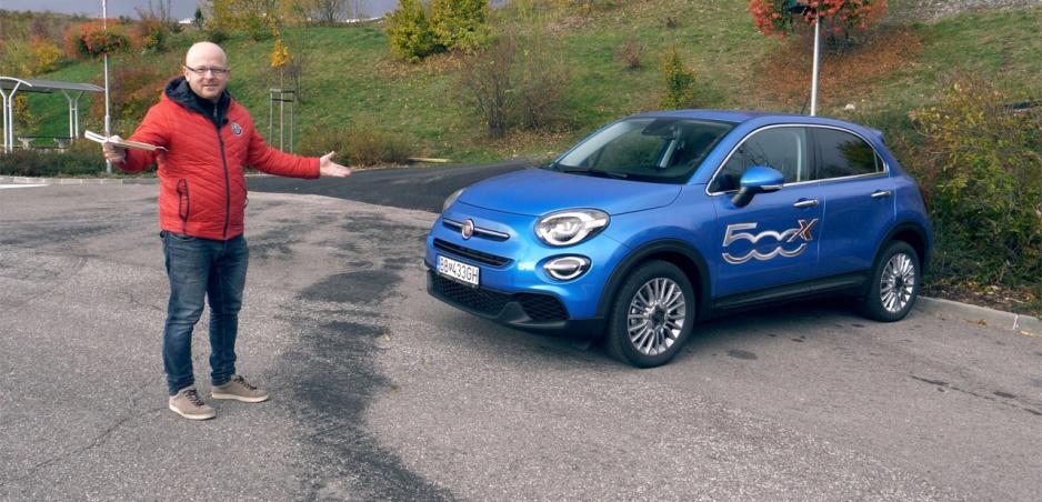 Test: Vyskúšali sme Fiat 500X s novým litrovým motorom