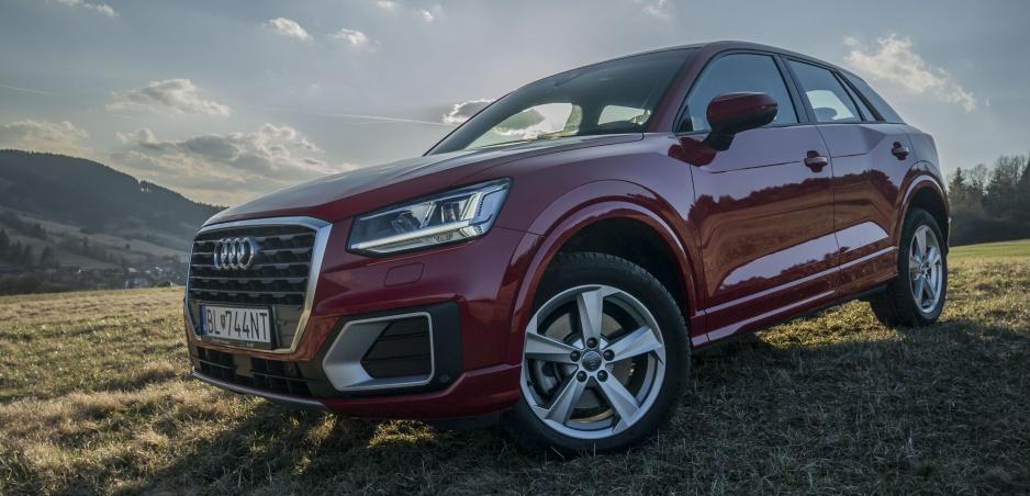 Test: Vyskúšali sme najvhodnejšiu motorizáciu pre Audi Q2