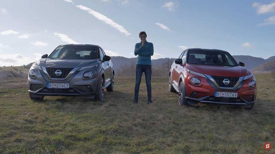 Test: Vyskúšali sme nový Nissan Juke - manuál aj automat