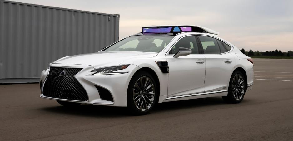Toyota ponúkne verejnosti jazdy autonómnym vozidlom v premávke