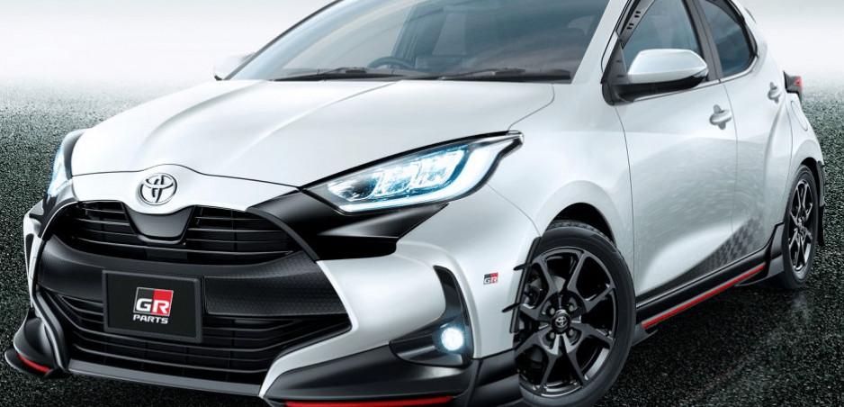Toyota Yaris dostala športový vzhľad