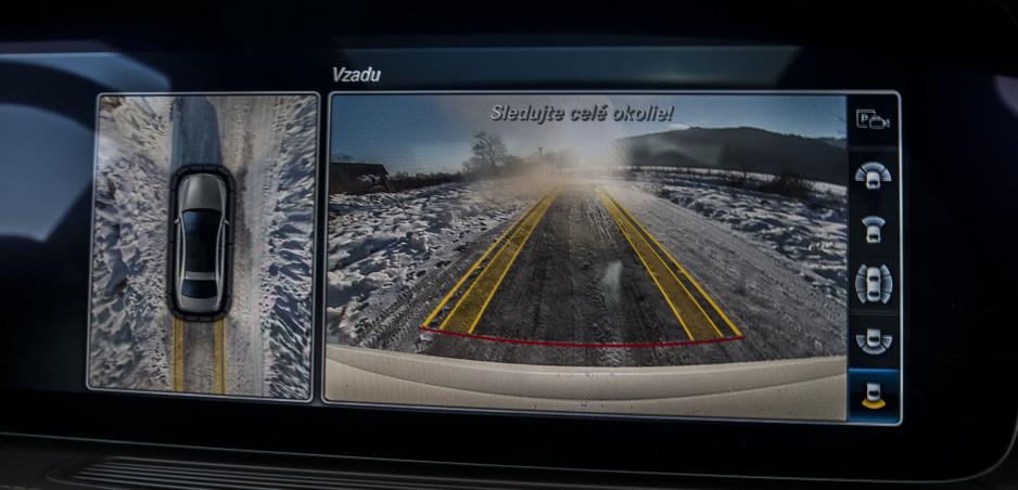 V Amerike je už cúvacia kamera povinnou výbavou auta, zníži to počet škodových udalostí