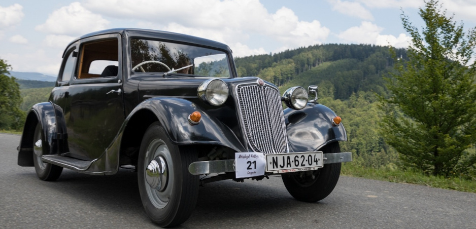 V galérii si pripomíname 21. ročník Beskyd Rallye