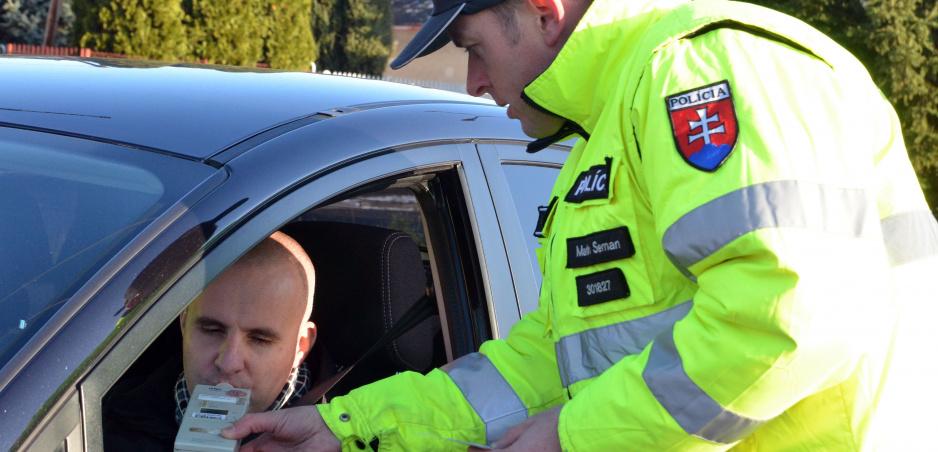 Veľká noc a alkohol za volantom? Prečítajte si zaujímavé fakty zo Slovenska
